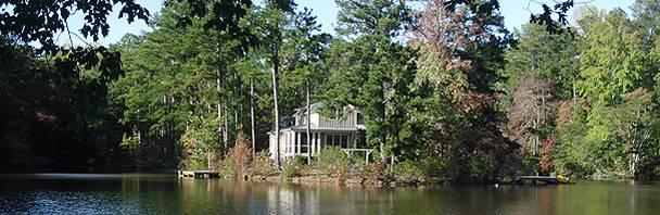 Callaway gardens lake front retreat braselton georgia for Callaway gardens fishing